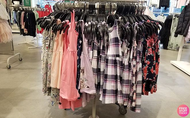 Jersey Dresses Starting at $4.99 at H&M (Floral, Patterned, Solid-Colored)