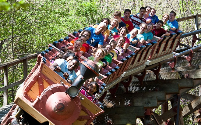 photograph about Printable Coupons Silver Dollar City referred to as Free of charge Just one-Working day Silver Greenback Town Admission for Academics