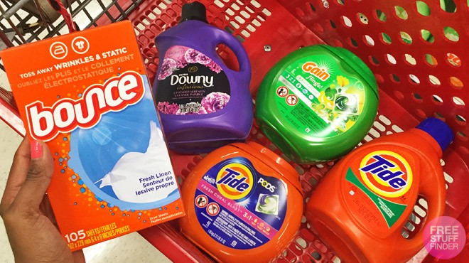Exclusive P G Printable Coupons Free Samples Household Tips Sign Up Now