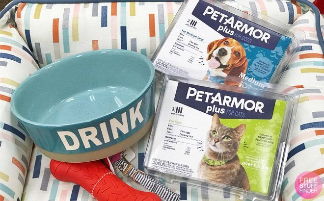 Easy $4 Savings Off PetArmor Plus for Dogs & Cats at Target (No Coupons Needed!)