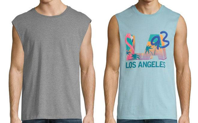 Arizona Men's Tanks JUST $3.99 (Reg $20) at JC Penney - Father's Day Gift Idea!