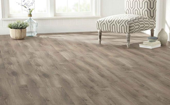 Laminate Flooring Up to 35% Off + FREE Shipping at Home Depot (Today Only!)