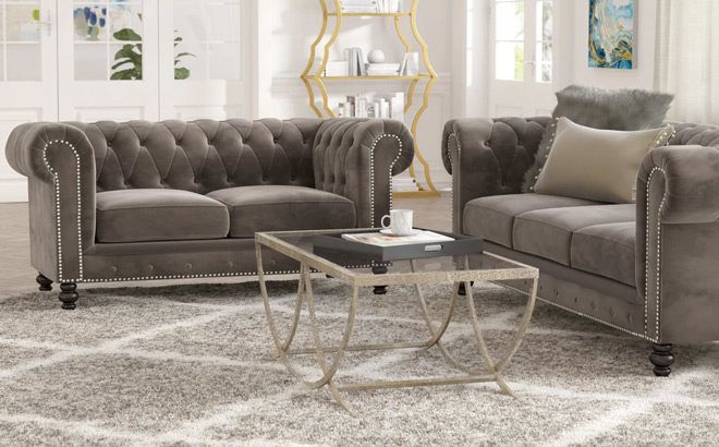 Living Room Seating Blowout Sale Up to 80% Off - Starting at ONLY $52 + FREE Shipping