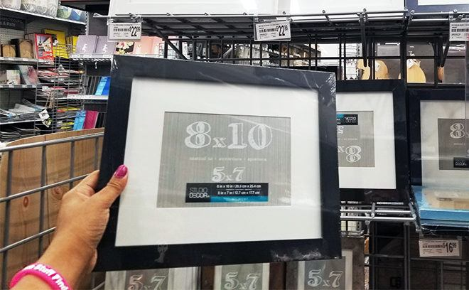Belmont Frames & Shadow Boxes 75% Off, From JUST $2.87 + FREE Pickup at Michaels