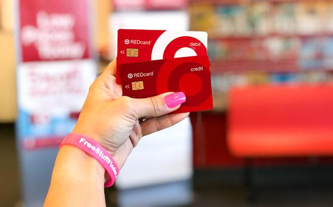 RARE! $40 Off $40 Target Purchase Coupon with New REDcard Sign-Up - Ends Today!
