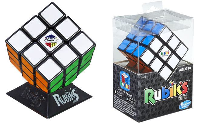 Hasbro Gaming Rubik's Cube ONLY $3.35 at Amazon (Regularly 12) - Best Price!