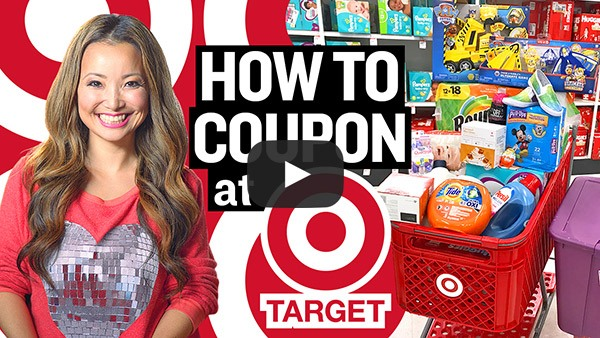 How to Coupon at Target 🎯 Extreme Couponing for Beginners (NEW VIDEO!)