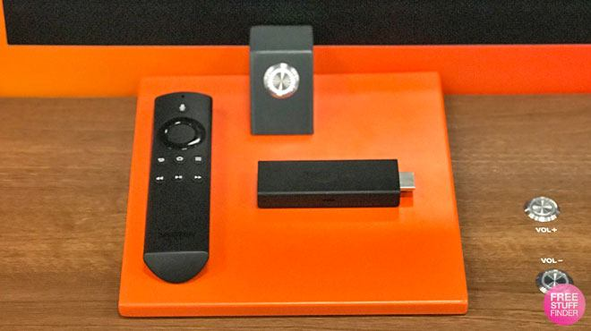 Amazon Fire TV Stick with Alexa Voice Remote JUST $14 99 at