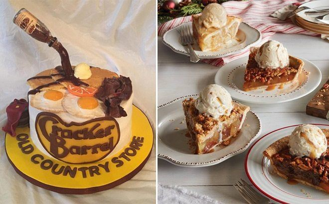 FREE Dessert at Cracker Barrel for Your Birthday - No Coupons Needed!