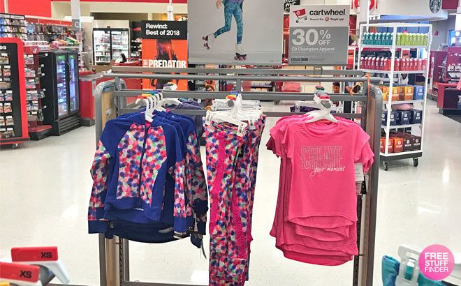 30% Off C9 Champion & Umbro Kids Apparel at Target (In-Store & Online) - Today Only!