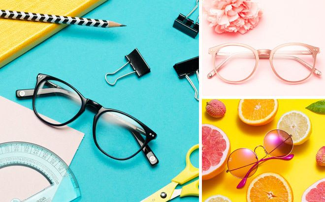 Prescription Glasses for JUST $19 + FREE Shipping from GlassesUSA – That's 60% Off