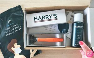 *HOT* Harry's 5-Blade Razor, Handle & Natural Shave Gel ONLY $3 + FREE Shipping