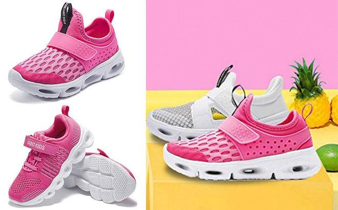 Kids Lightweight Mesh Shoes JUST 10.81 + FREE Shipping on Amazon (Reg $23)