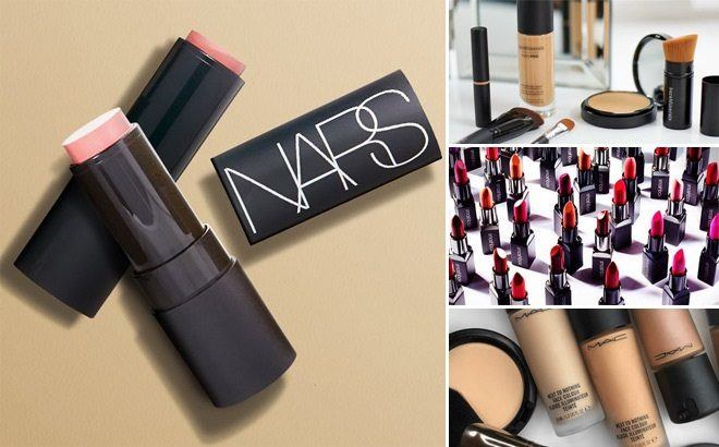 NARS, MAC, Smashbox & BareMinerals Up to 70% Off - Prices Starting at ONLY $7.99