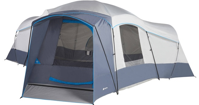 Ozark Trail 16-Person Cabin Tent ONLY $149 + FREE Shipping