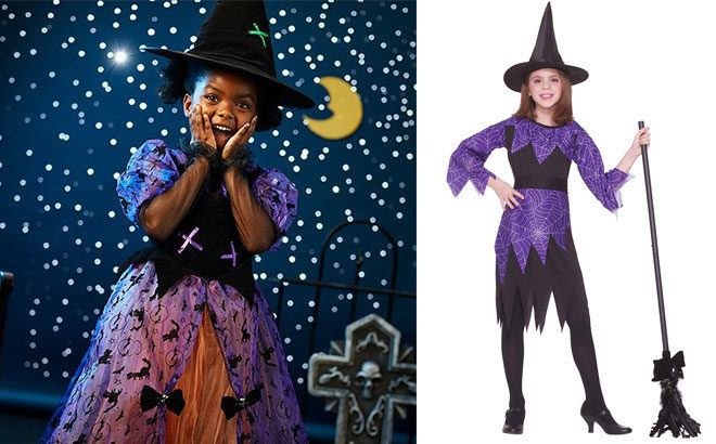Up to 65% Off Kids Halloween Costumes (Starting at Just $7.99!)