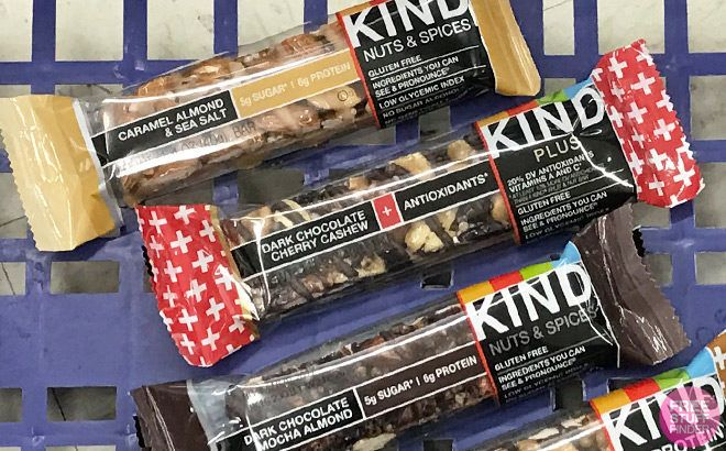 FREE KIND Single Bar at Kroger Affiliate Stores (Today Only) – Load Now!