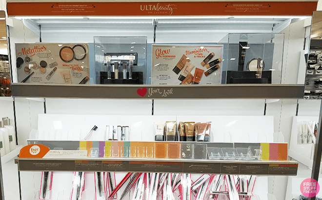 8f37cacbedcf $10 Off $35+ Cosmetics Purchases at ULTA + FREE Gift (Benefit ...