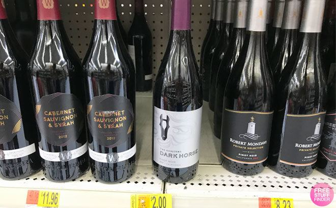 Walmart Clearance Finds: Up to 75% Off Wine (Starting at Just $2!)