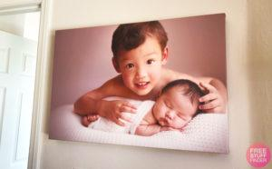 Custom 16x20 Canvas Photo Prints JUST $14.99 (Regularly $157) - That's 90% Off!