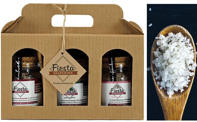 3 FREE Samples of Fiesta Seasoning – Request Yours Now!