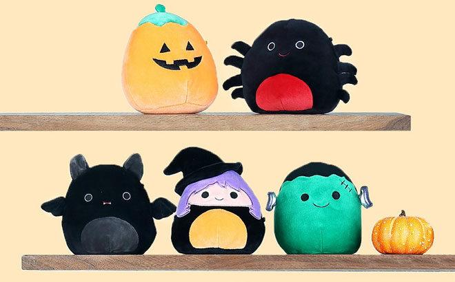 Halloween Squishmallow Plushes ONLY $3 at Hollar (Reg $12) - Today Only!