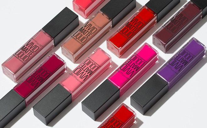 *HOT* Maybelline Color Sensation Lipstick for JUST $2.40 at Hollar (Regularly $8)