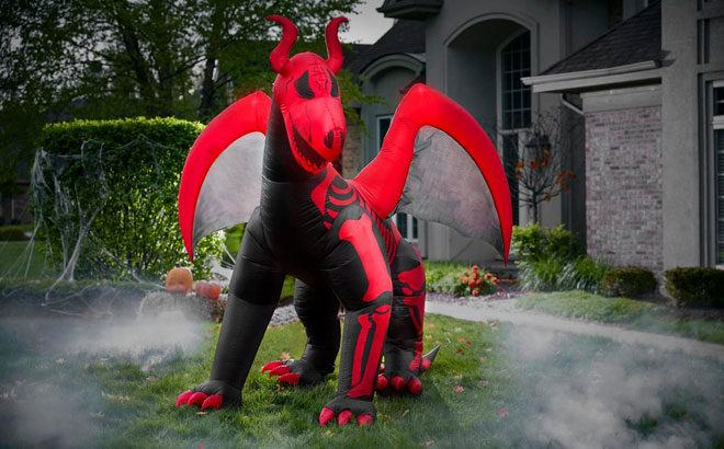 Up to 50% Off Halloween Inflatables at The Home Depot (Starting at ONLY $29.98)