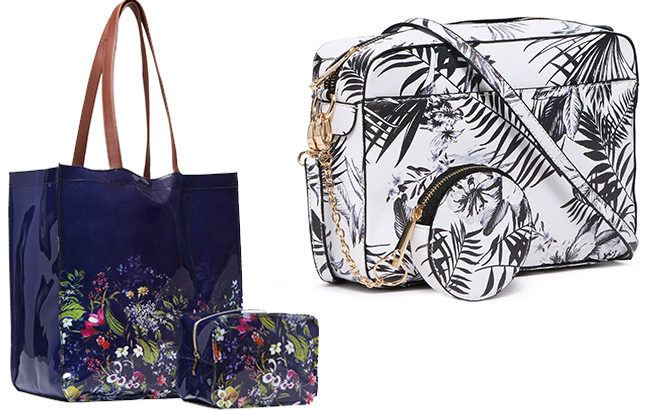 Travel Tote & Bag Sets ONLY $3.50 at Hollar (Regularly $30) - Today Only!