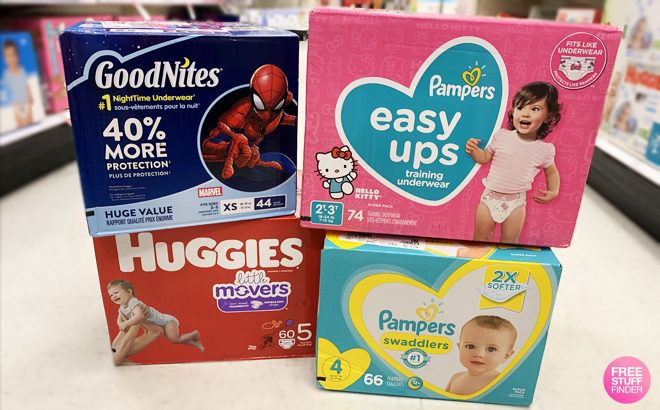 Baby & Diaper Deals for This Week Roundup (Week 9/29 – 10/5)