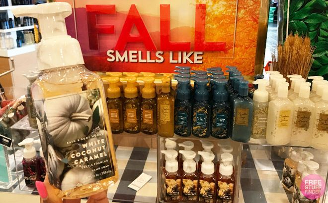 Bath & Body Works Hand Soaps JUST $2 Each (Regularly $6.50) – Today Only!