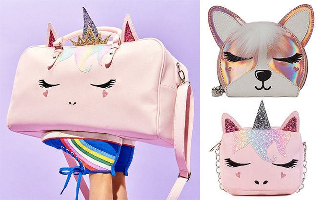 Teens' Purses & Duffer Bags From $9.99 at Zulily (Regularly $15) - Unicorns, Puppies