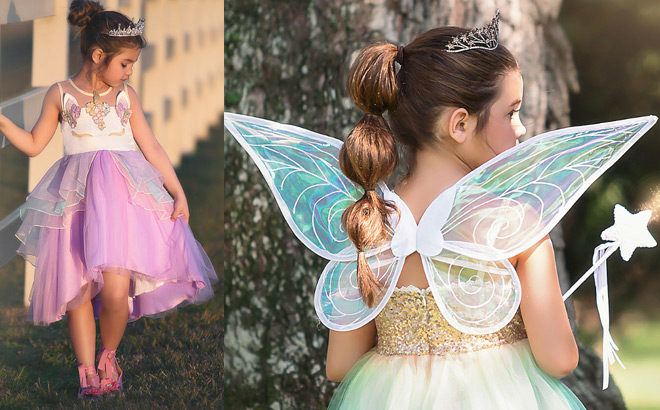 Up to 90% Off Halloween Costumes at Zulily (Starting at ONLY $1.99) - Don't Miss Out!