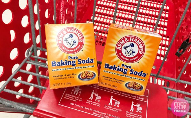 FREE $3 FandangoNOW Code with Arm & Hammer Baking Soda Products Purchase