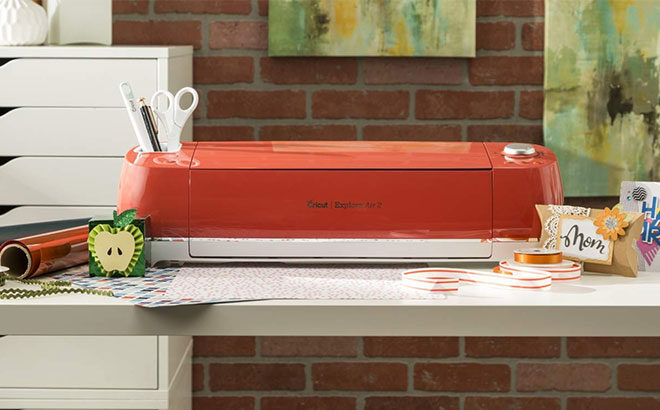 Cricut Explore Air 2 Machine JUST $199.99 + FREE Shipping (Regularly $250)