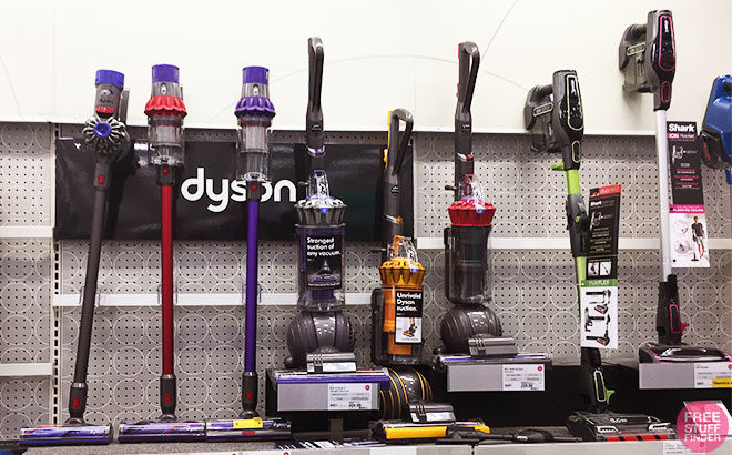 Up to 50% Off Dyson and bObsweep Vacuums + FREE Shipping at Home Depot