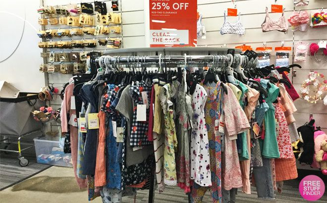 Up to 90% Off Clearance at Nordstrom Rack - Kids Clothing Starting at ONLY $3.74!