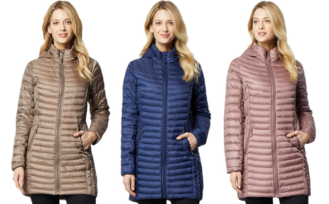 Women S Heatkeep Long Jackets Just 26 49 Reg 130 At Kohl S Black Friday Live