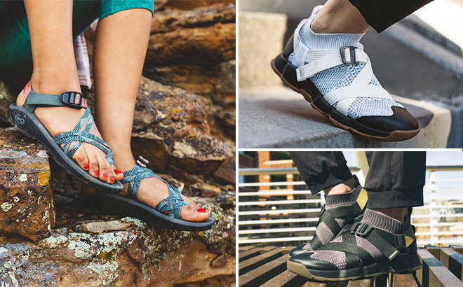 Chaco Sandals for the Family Over 50% Off + FREE Shipping - Starting at ONLY $30!
