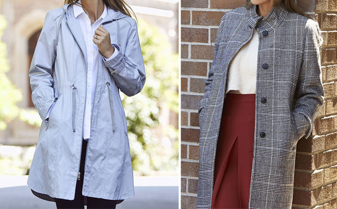 Up to 70% Off Cole Haan Jackets & Coats - Starting at ONLY $59.99 (Reg $150)
