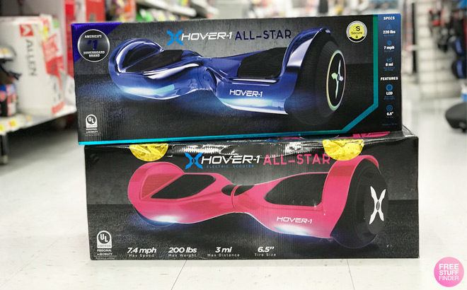Hover-1 All-Star Hoverboard ONLY $89 + FREE Shipping at Walmart (Regularly $199)