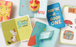 FREE Hallmark Just Because Card Every Friday Through December 20th!