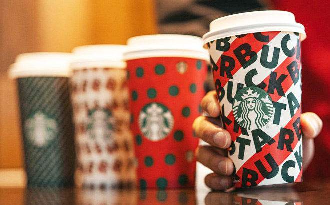 Buy 1 Get 1 FREE Starbucks Handcrafted Drinks (Today Only 2PM - 7PM) – Get Ready!