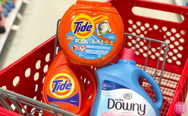 Tide Detergent, Pods & Downy Softener for ONLY $5.32 Each at Target - Print Now!