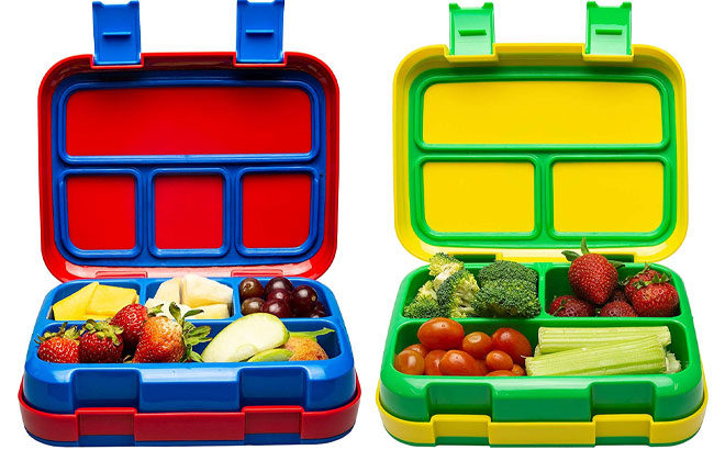 Bizz Large Bento 2-Pack Set Lunch Boxes JUST $26.98 + FREE Shipping (Reg $55)