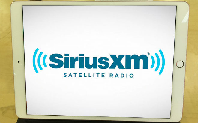 FREE 3-Month Trial of SiriusXM Radio Streaming (Listen to Over 300 Channels!)
