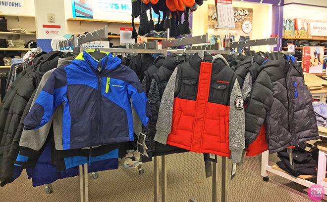 Kids Outerwear Up to 75% Off at JCPenney, From JUST $7.49 (Reg $32) - Ends Today!