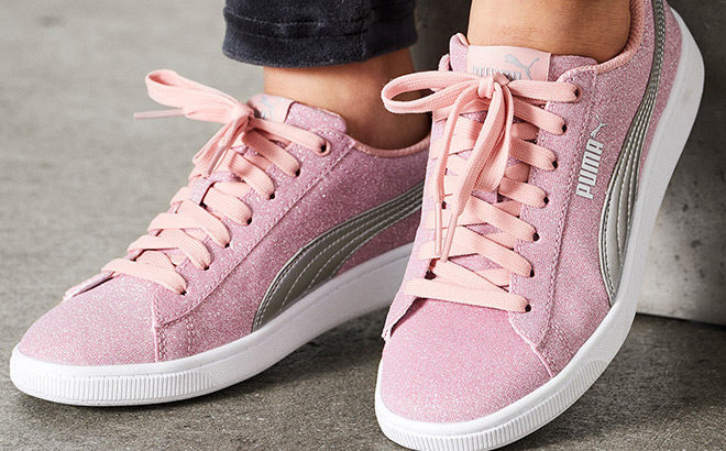 *HOT* Puma Shoes for Kids 60% Off - Starting at JUST $14!