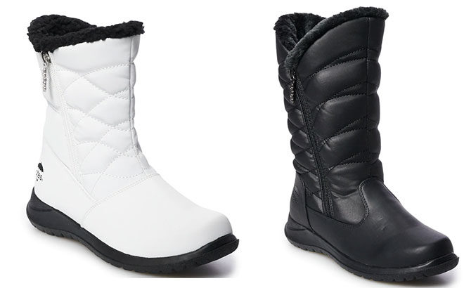 Winter Snow Boots JUST $39.99 + FREE Shipping at Kohl's (Reg $95) - Today Only!
