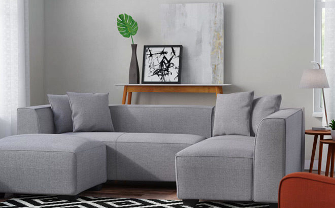 Living Room Furniture Sale Up to 65% Off - Prices Starting at ONLY $17.97!